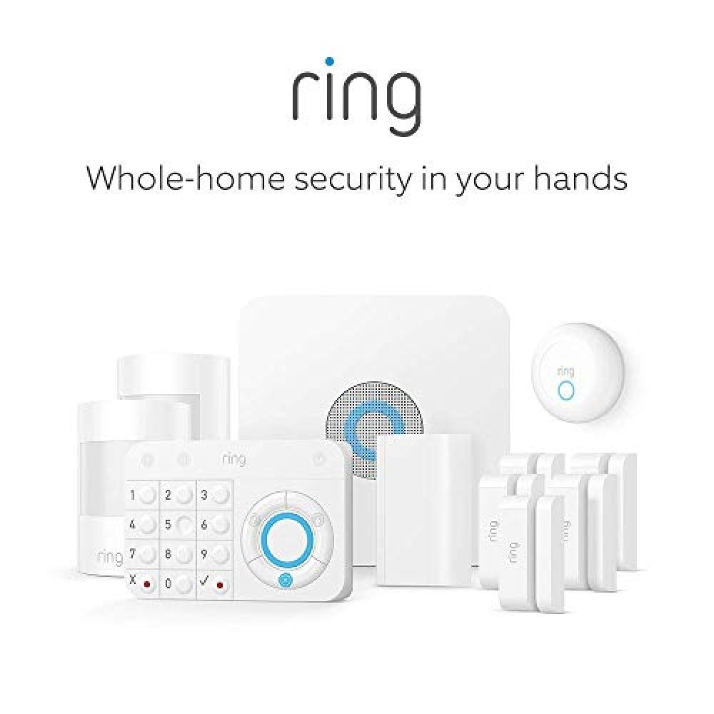 Ring Alarm Smoke Amp Co Kit Home Security System With Optional 24 7 Professional Monitoring No In 2020 Home Security Systems Wireless Home Security Home Security