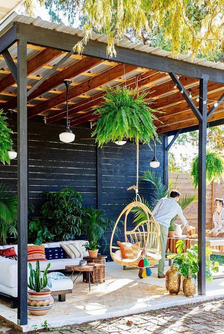 cozy small backyard gazebo ideas for