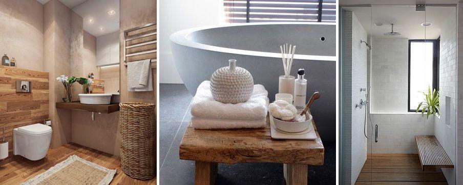 Zo gebruik je hout in de badkamer - Luxaflex - Foto\'s: Homify ...