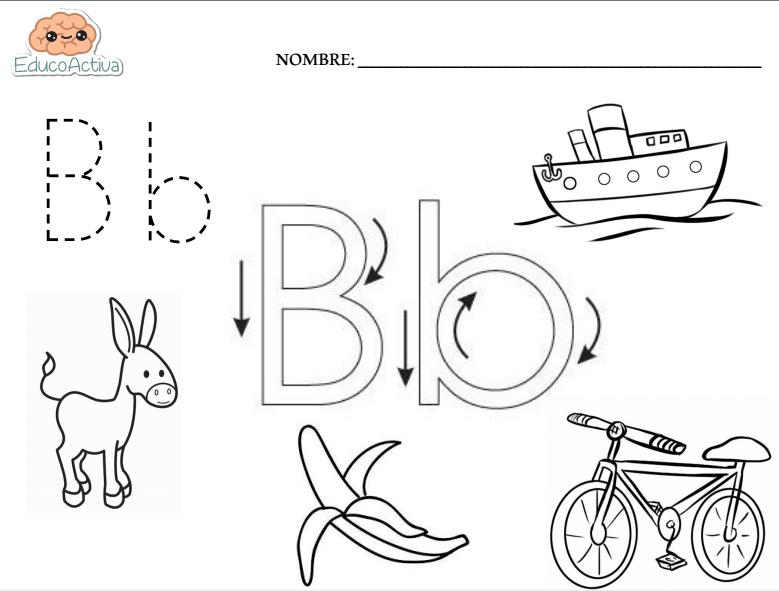 Letra B | LETRA B | Pinterest | Letras, El día de hoy y Las letras