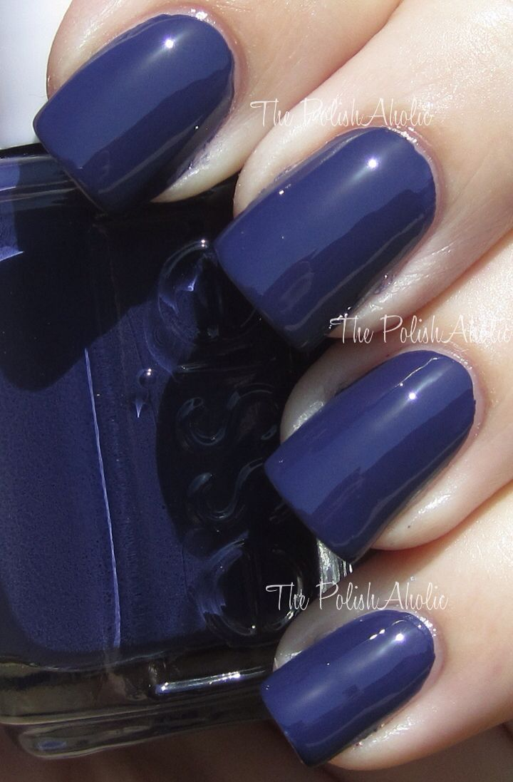 No More Film (A Creamy, Seductive Deep Violet) | Essie | Pinterest ...