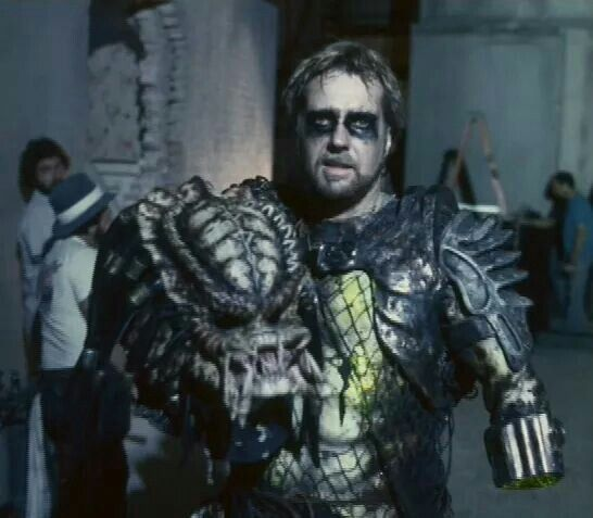Go Behind The Scenes Of Game Of Thrones With The Stuntman: One Armed Stuntman R. David Smith Portrayed The Predator