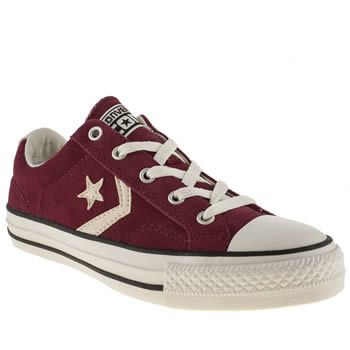 burgundy converse womens shoes