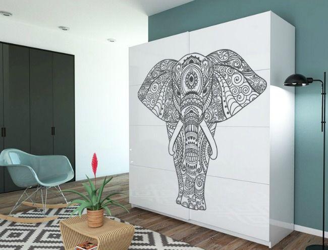Lo último en decoración con vinilos decorativos para paredes. | Home ...