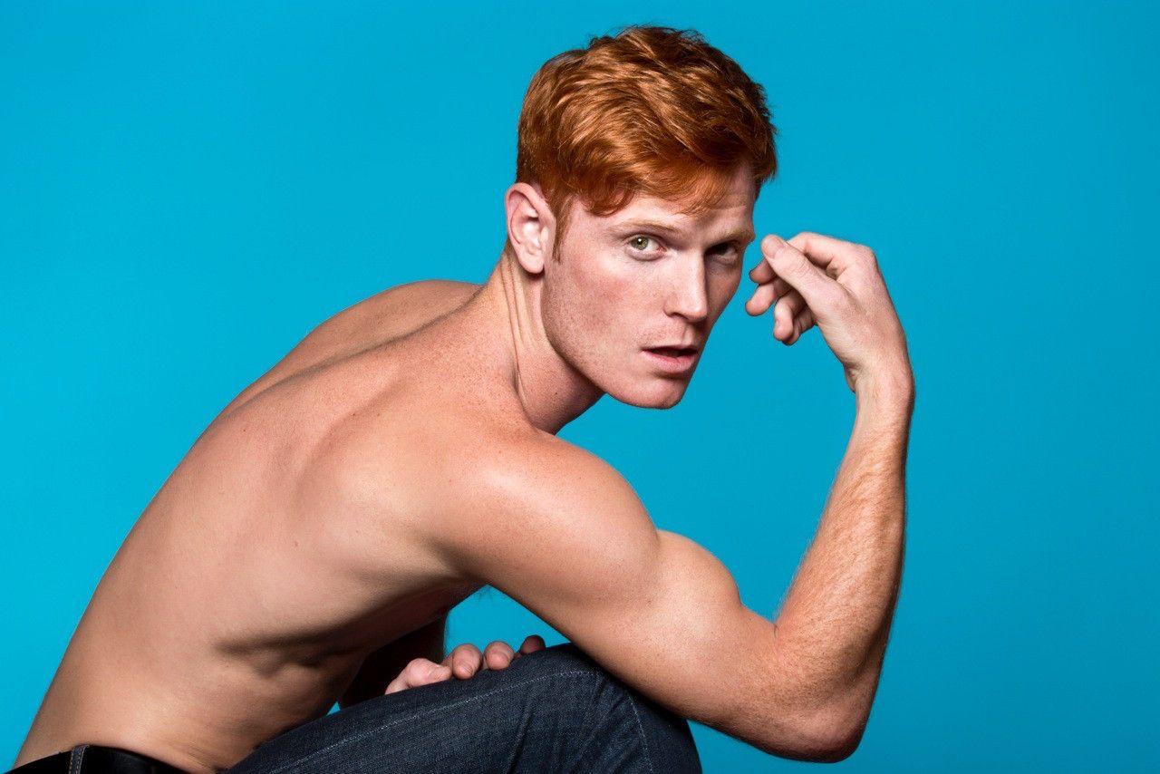 Hot redhead guy — img 13