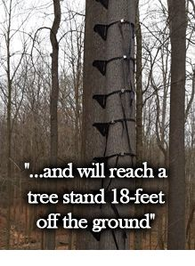 Why Stealth Step Deer Hunting Decor Tree Stand Stealth