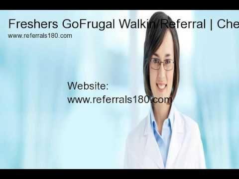 Freshers GoFrugal Technologies Walkin/Referral | Jan 2015 | Chennai