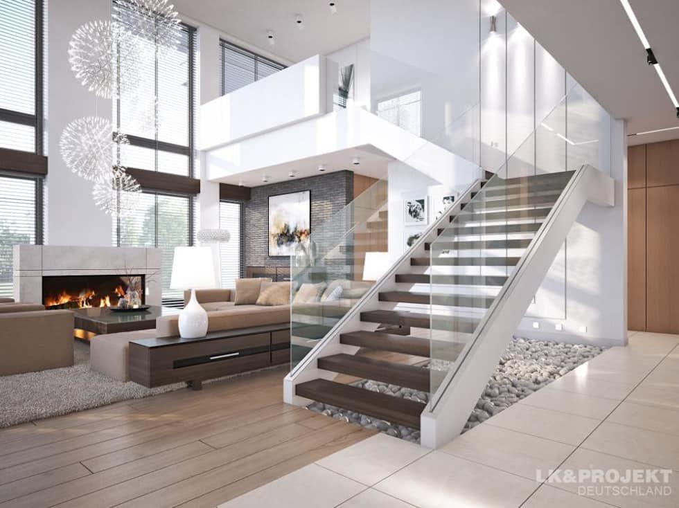 moderne wohnzimmer bilder: traumwohnzimmer | moderne wohnzimmer, Wohnzimmer ideen