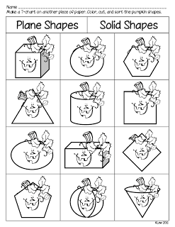 Plane Shapes/Solid Shapes\