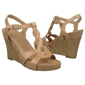 f02f38d84234 Aerosoles Women s Soft Plush Wedge Sandal at Famous Footwear