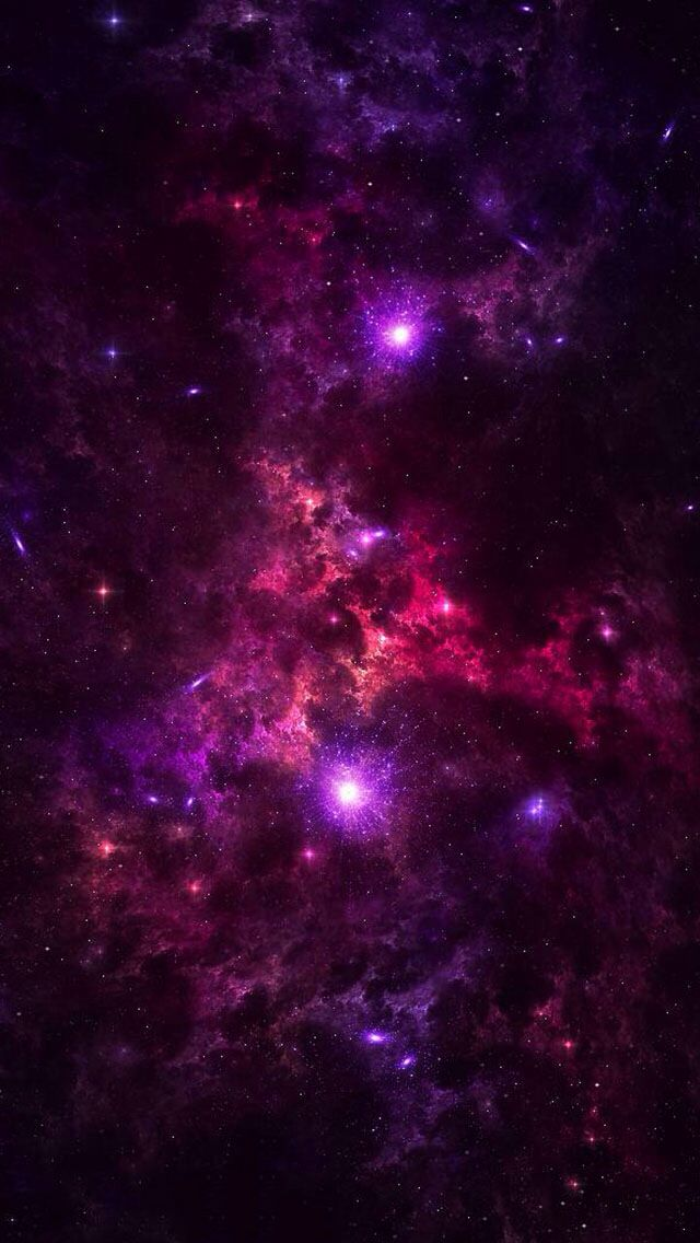 Papéis de parede   Fondos galaxy, Iphone fondos de ...