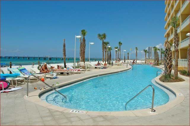 Panama City Beach Pool The Best Beaches In World
