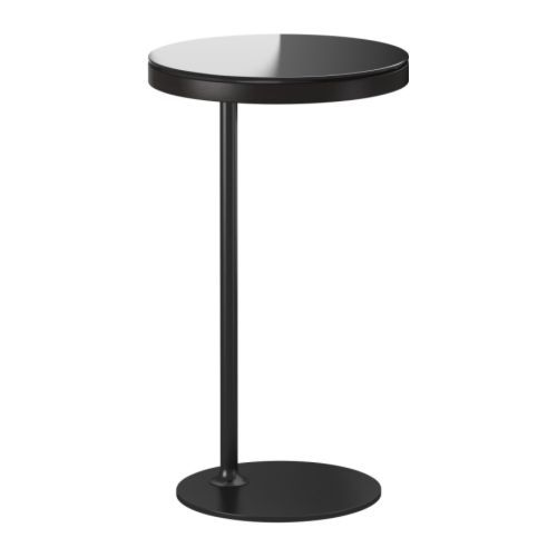 Furniture Home Furnishings Find Your Inspiration Ikea Stockholm Side Table Black Side Table