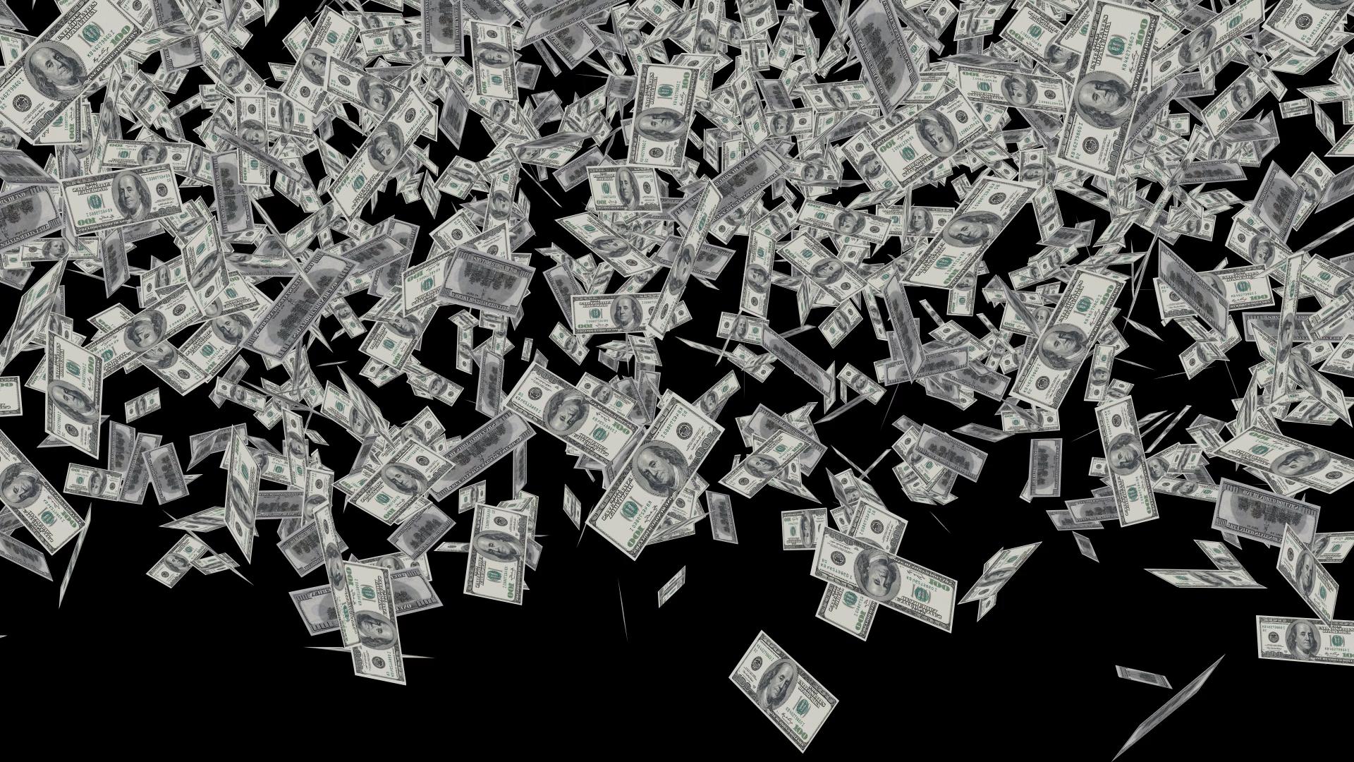 Billion Dollars Bitcoin Rain Lls Dollars Usa Flying Flying Money Free Videos Royalty Free Footages Free Backgro American Dollar Free Stock Footage Dollar Usa