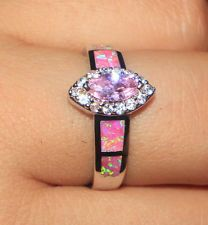 -pink-fire-opal-topaz-cz-ring-gemstone-silver-jewelry-sz-8-engagement-d
