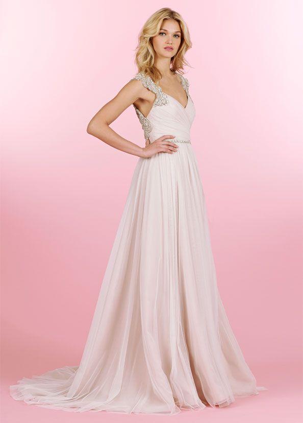 Perfect Hayley Paige Houston T Size Sample Wedding Dresses