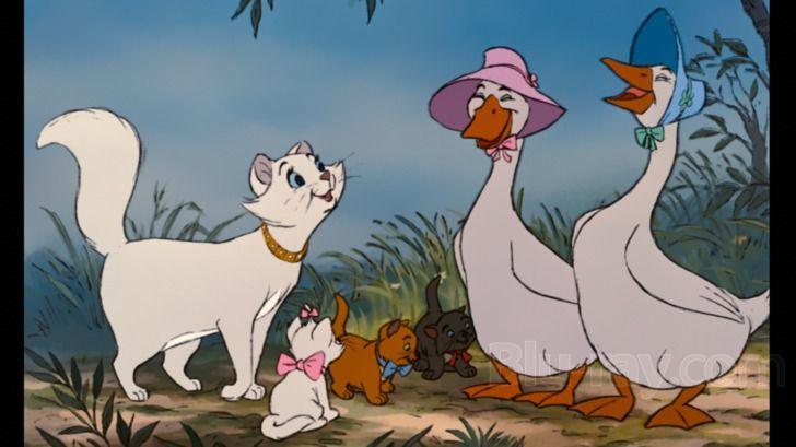 The last animated film to be granted the late Walt Disney ...