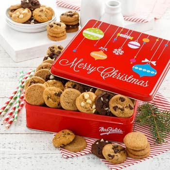 Mrs. fields gift baskets for christmas