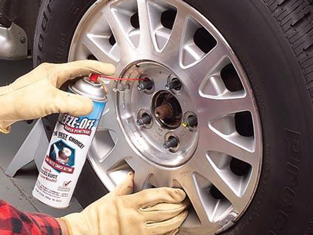 Learn how to free up a rusted wheel on your vehicle with these easy learn how to free up a rusted wheel on your vehicle with these easy do solutioingenieria Image collections