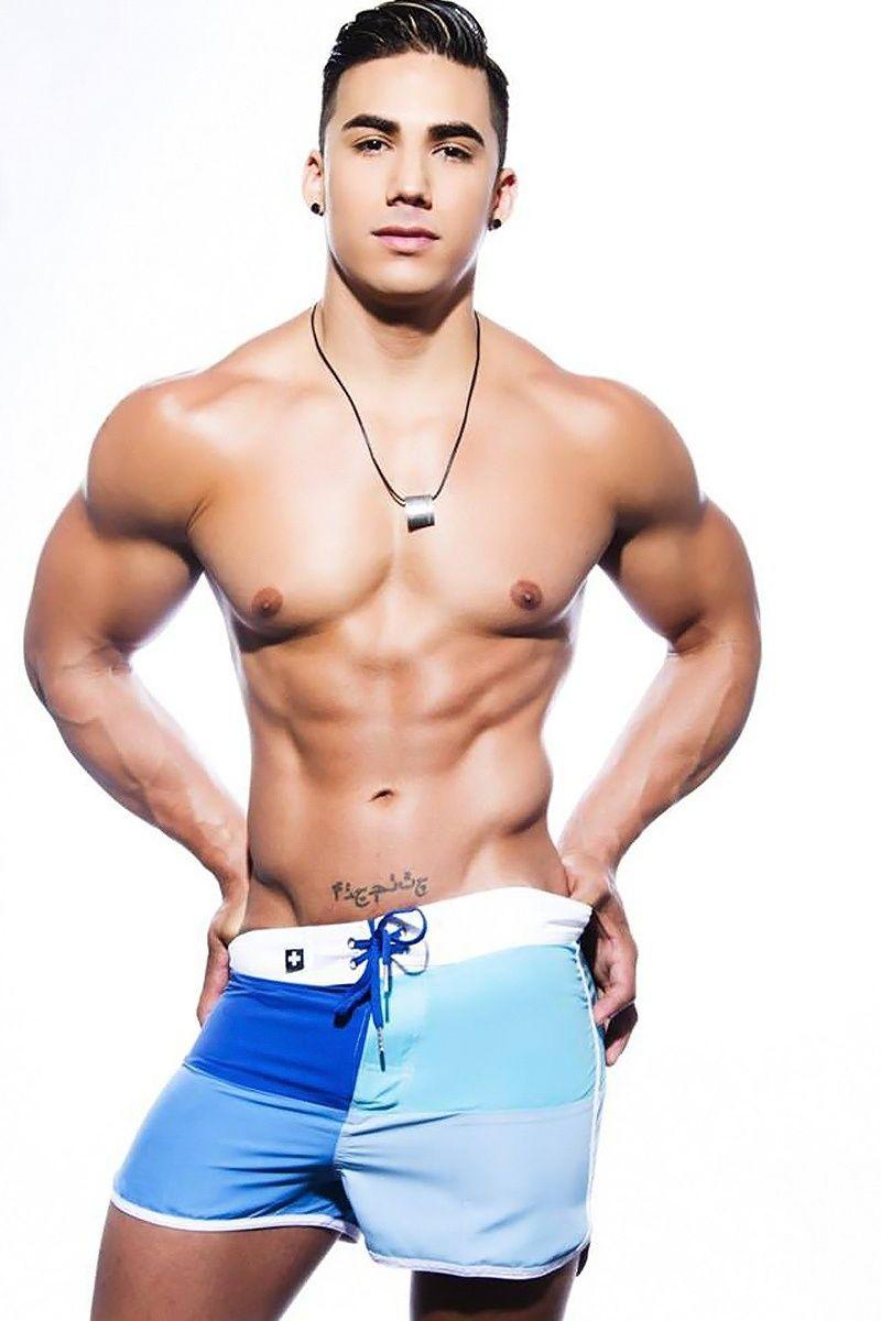 Christian andrew topher model dimaggio