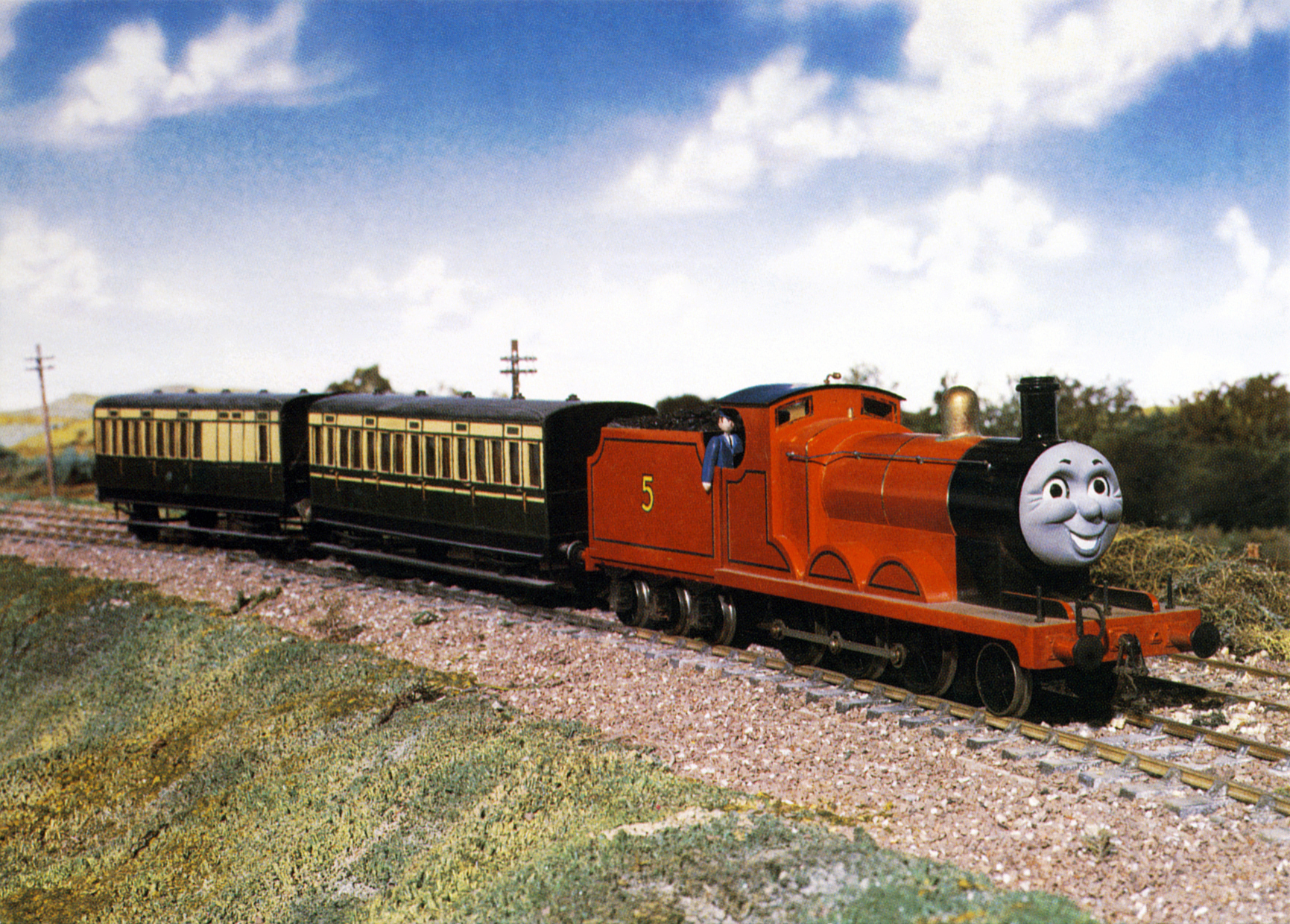 James Gallery Thomas The Tank Engine Wikia Fandom Thomas The Tank Engine Thomas The Tank Thomas And Friends