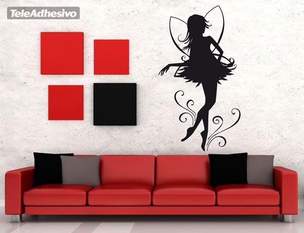 Friga vinilos decorativos vinilos pinterest for Vinilo habitacion juvenil
