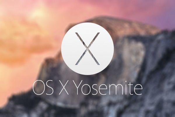 Números apresentados mostram que a adopção do OSX Yosemite foi muito similar à das versões anteriores, mas que mesmo assim conseguiu colocar-se ligeiramente em vantagem.