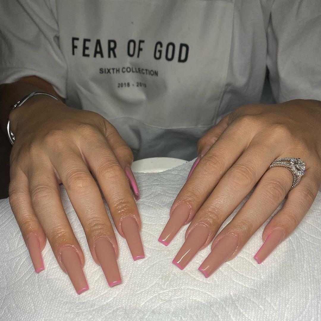 """Nails By :Jamie 🦄 on Instagram: """"nails by Jamie #nail #nails #nailbar #nailwow #nailclub #nailswag #nailsdone #vibes #nailtech #nailstoinspire #nailsofinstagram #Mood…"""""""