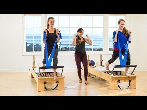 Radical Reformer Workshop - Courtney Miller - YouTube #pilatesvideo