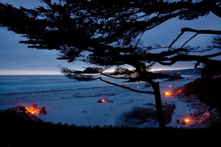 Carmel Beach Bonfires Beach Fires Are Permitted On Carmel Beach