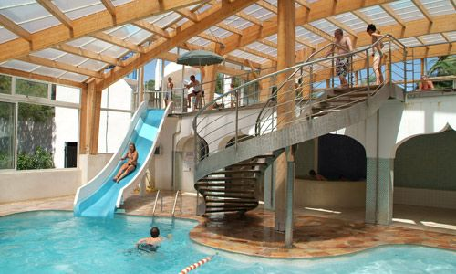 piscine piccole interne casa cerca con google - Cool Indoor Pools With Slides