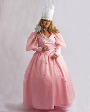 Child Glinda the Good Witch Costume Set by correenscdesigns ...