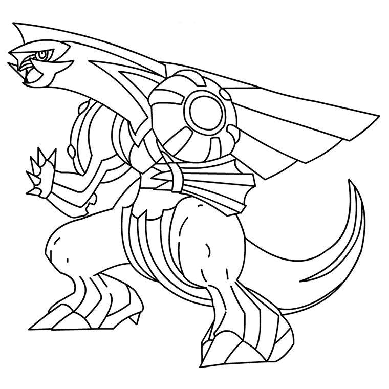 pokemon x ex coloriage