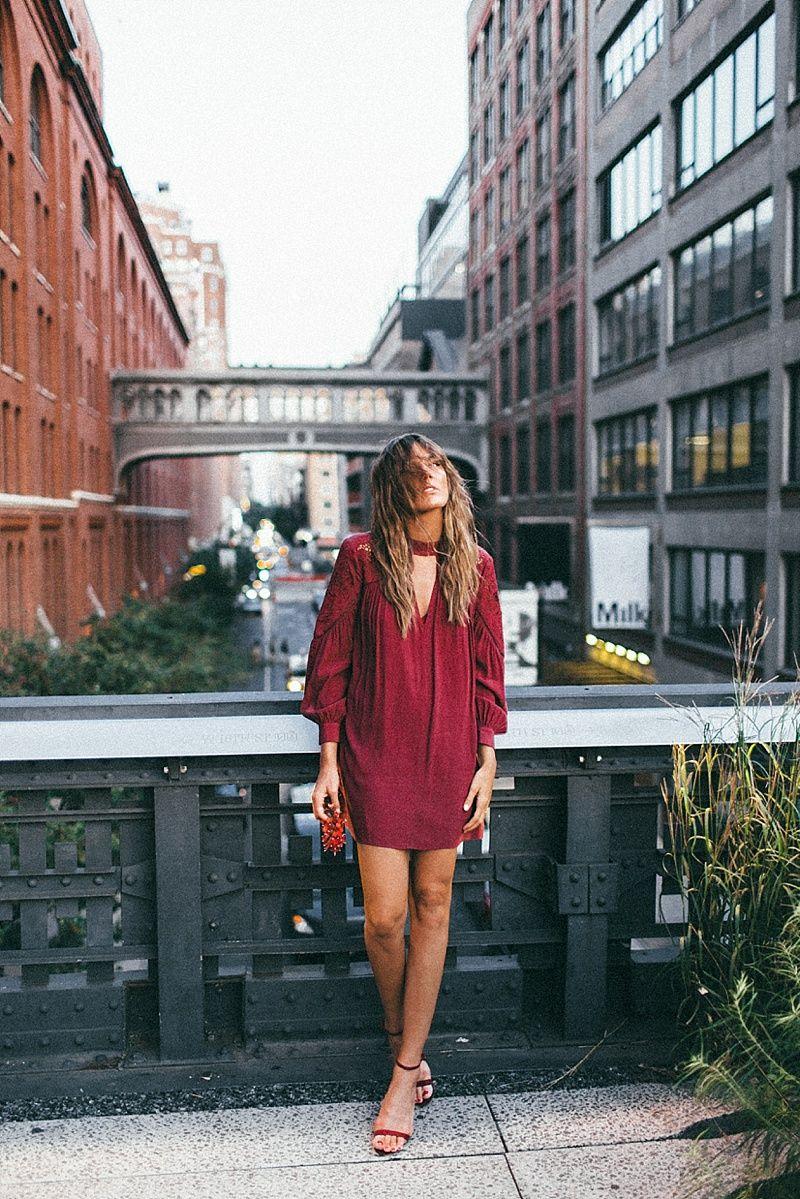 Tessa Barton: Fading into Fall