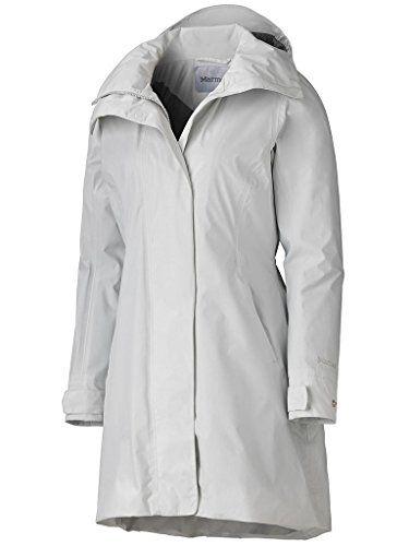 Marmot 45710 Womens Wm's High Street Jacket , Glacier Grey,XS Marmot 45710  Womens Wm's