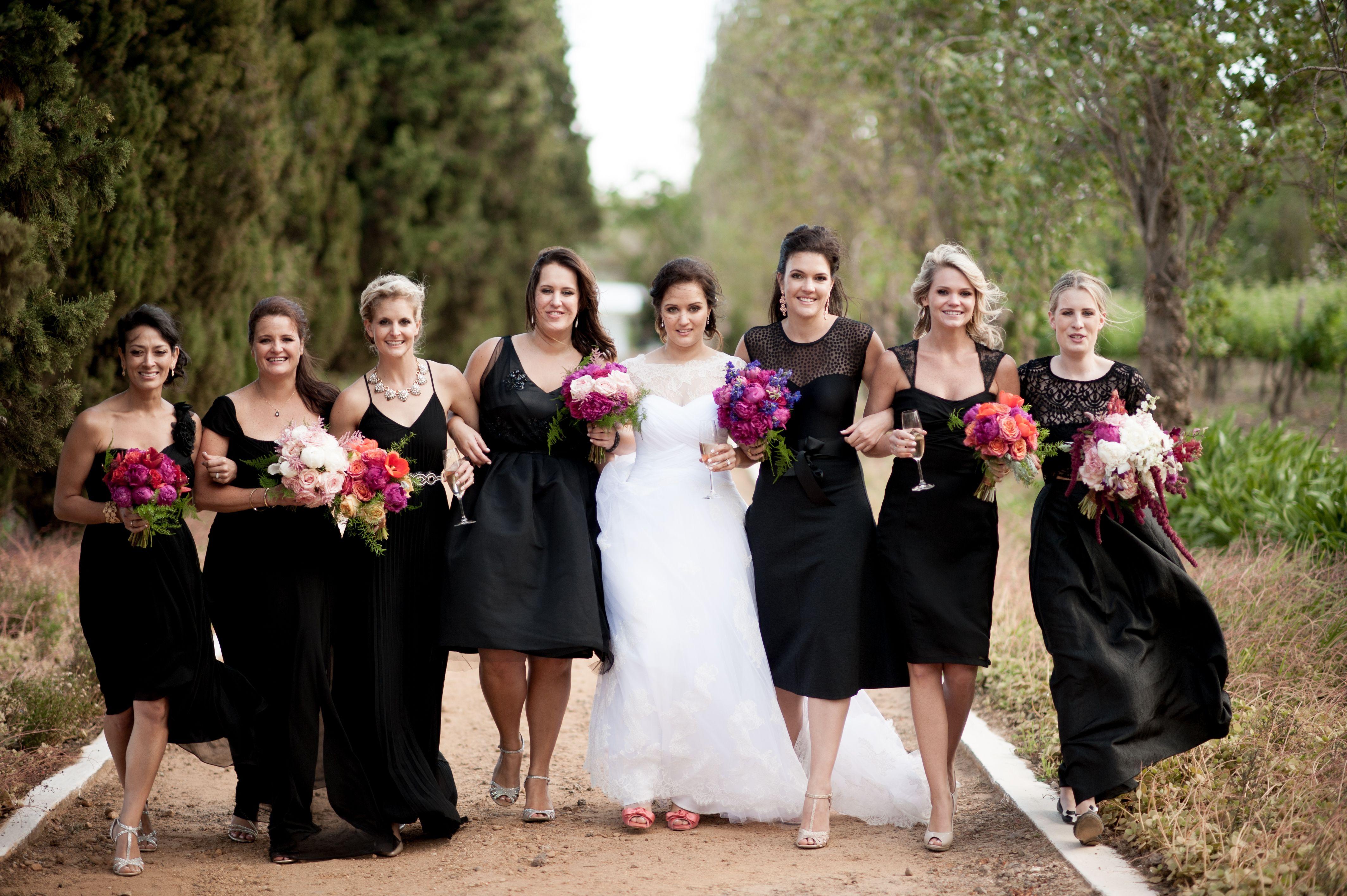 Bohemian wedding black bridesmaid dresses jewel tone wedding bohemian wedding black bridesmaid dresses jewel tone wedding black tie wedding image ombrellifo Images