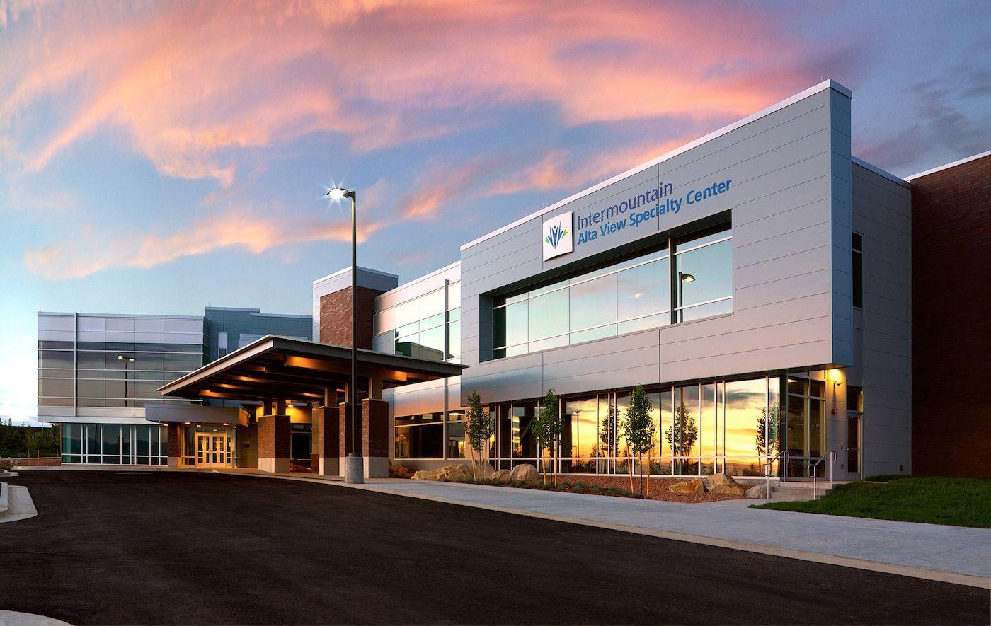 Intermountain healthcare alta view specialty center