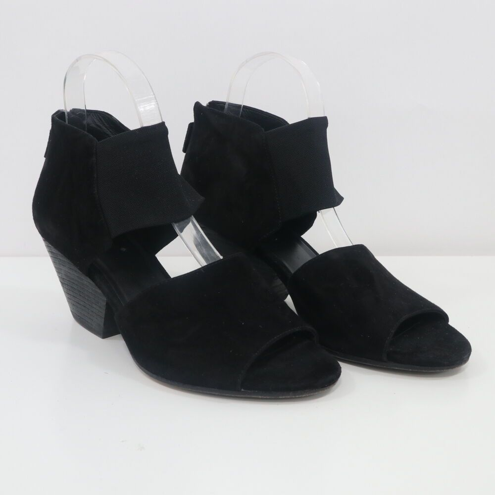 Womens sandals, Open toe, Suede leather