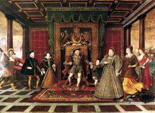 Samantha Wilcoxson: The Unexpected Tudors