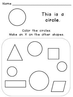 Kindergarten Celebration: Beginning of the Year Math Pages
