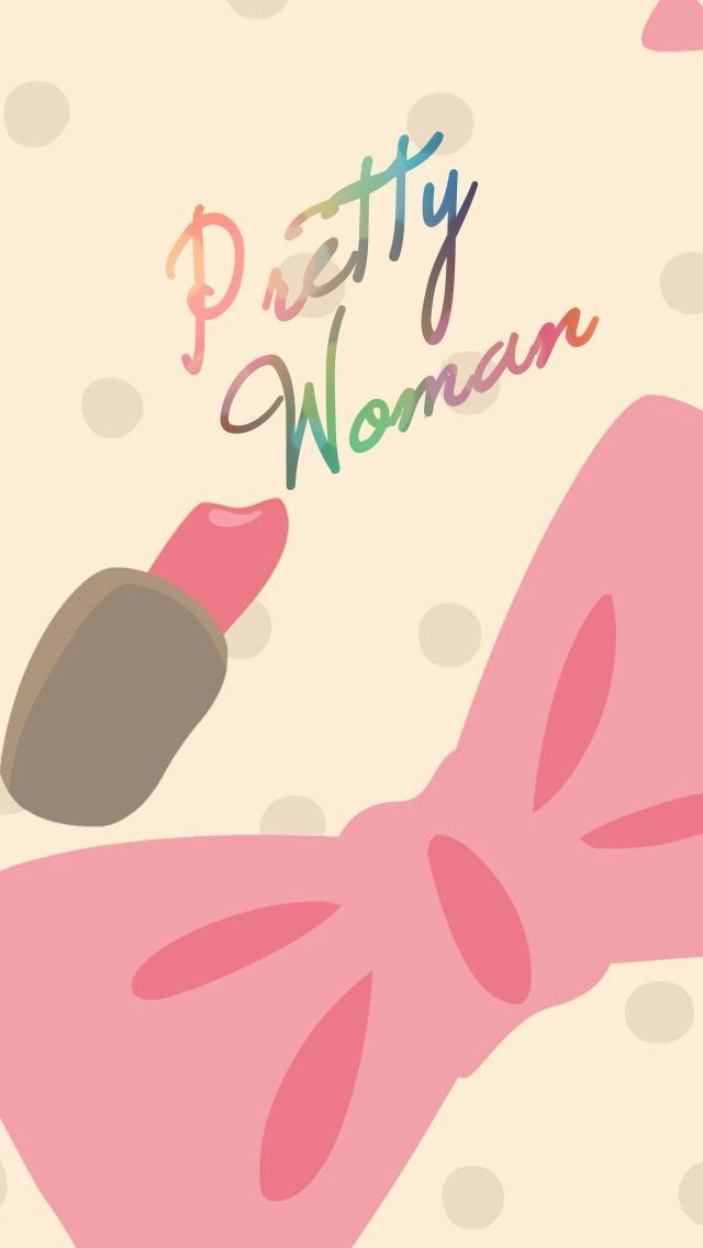 Pretty Woman Cute Girly Wallpapers For Iphone