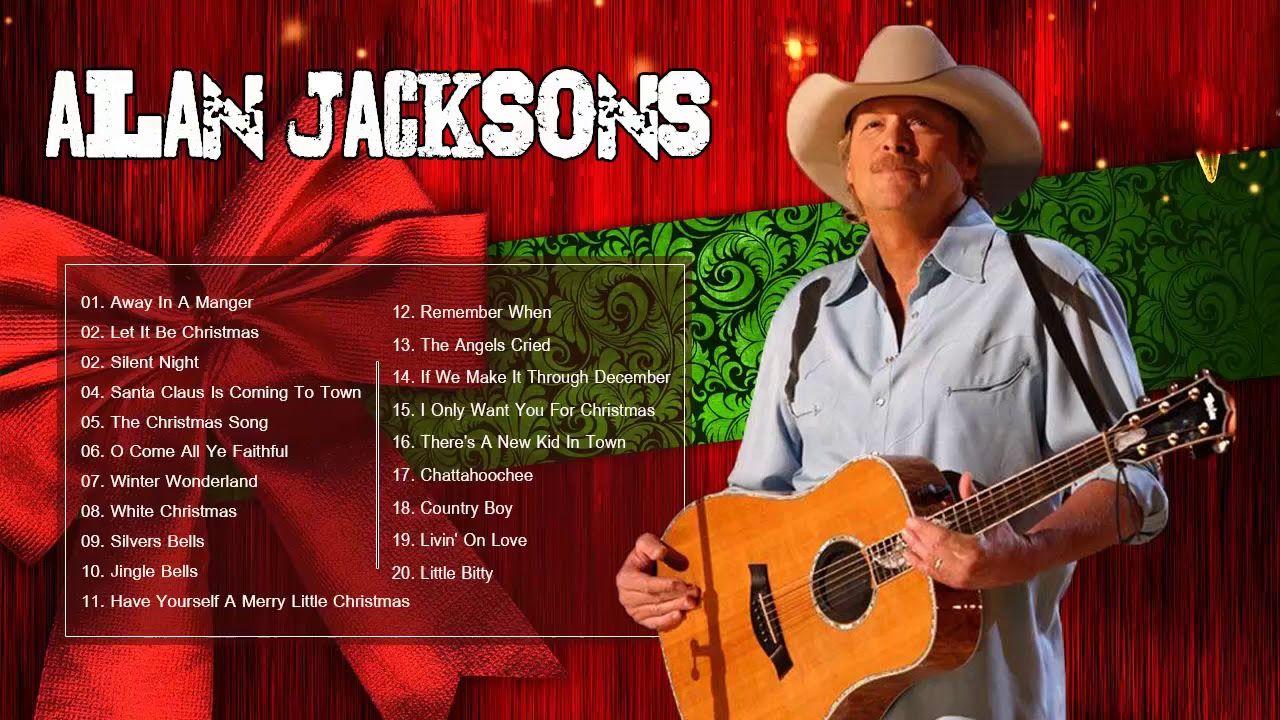 alan jackson christmas songs full album the best christmas songs ever - Alan Jackson Christmas