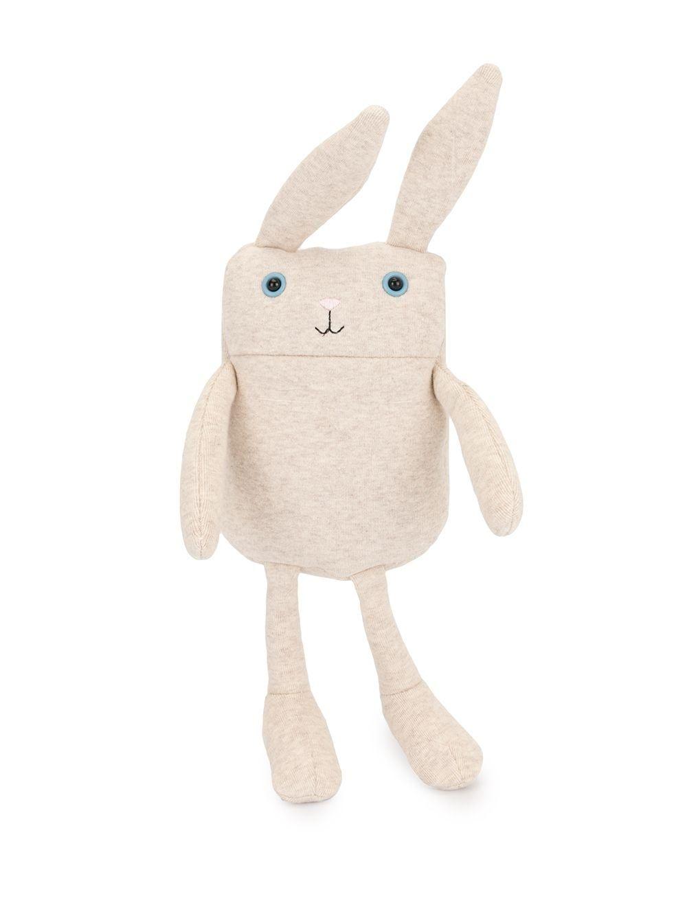 Jellycat Geek Bunny plush - Brown #bunnyplush