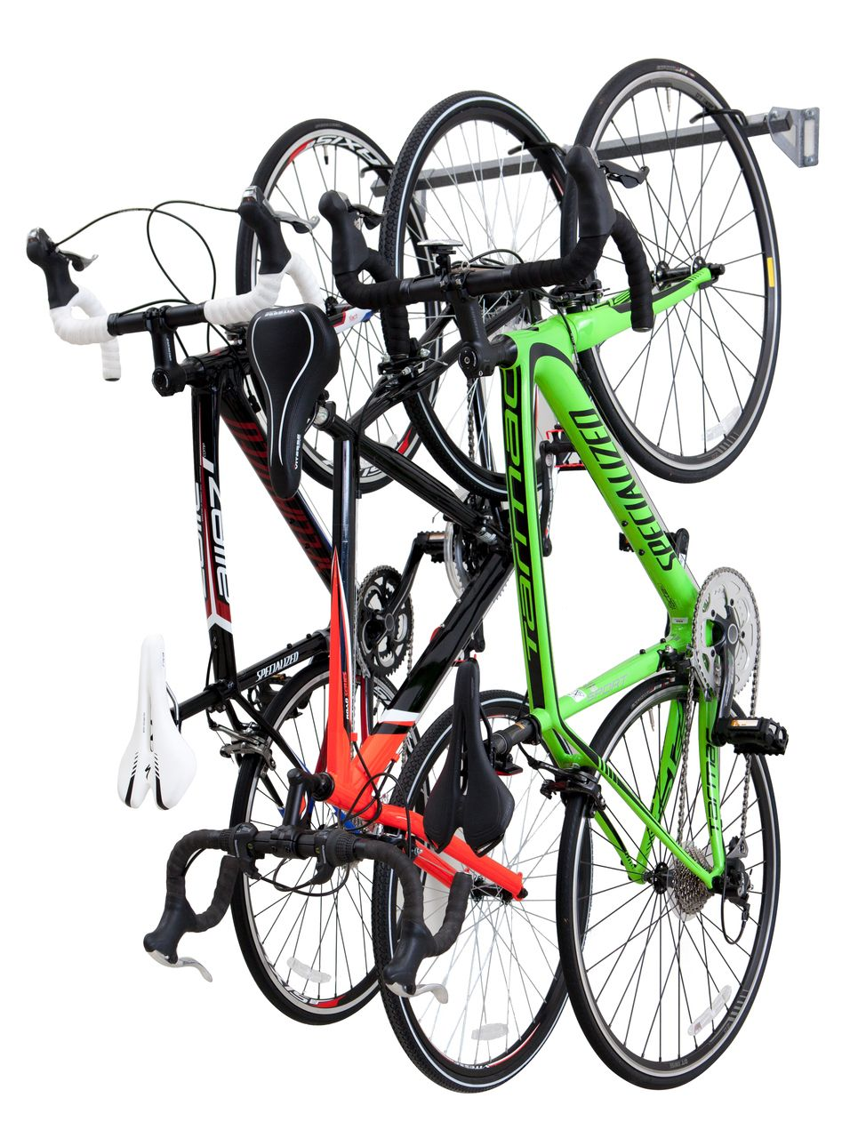Garage Bike Storage (Holds 3) Free Shipping and Lifetime