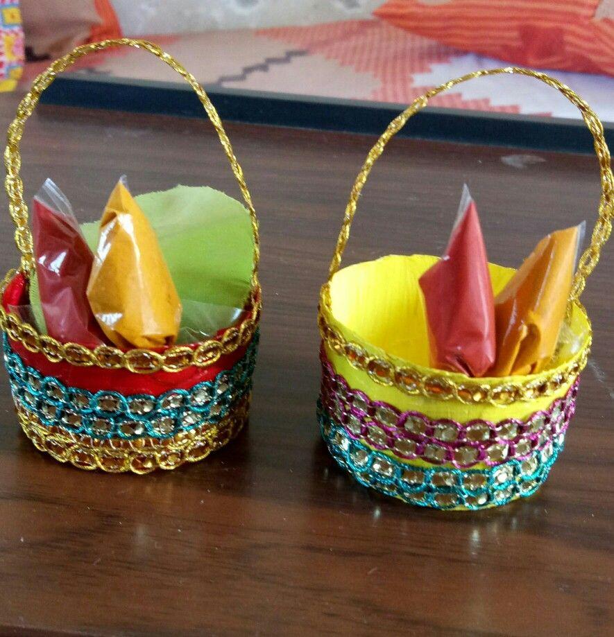 Haldi kumkum | Sai | Raksha bandhan gifts, Holi gift, Indian wedding