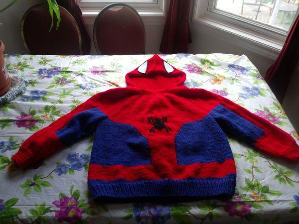 Child's Sweater for Circular Needles | Circular needles