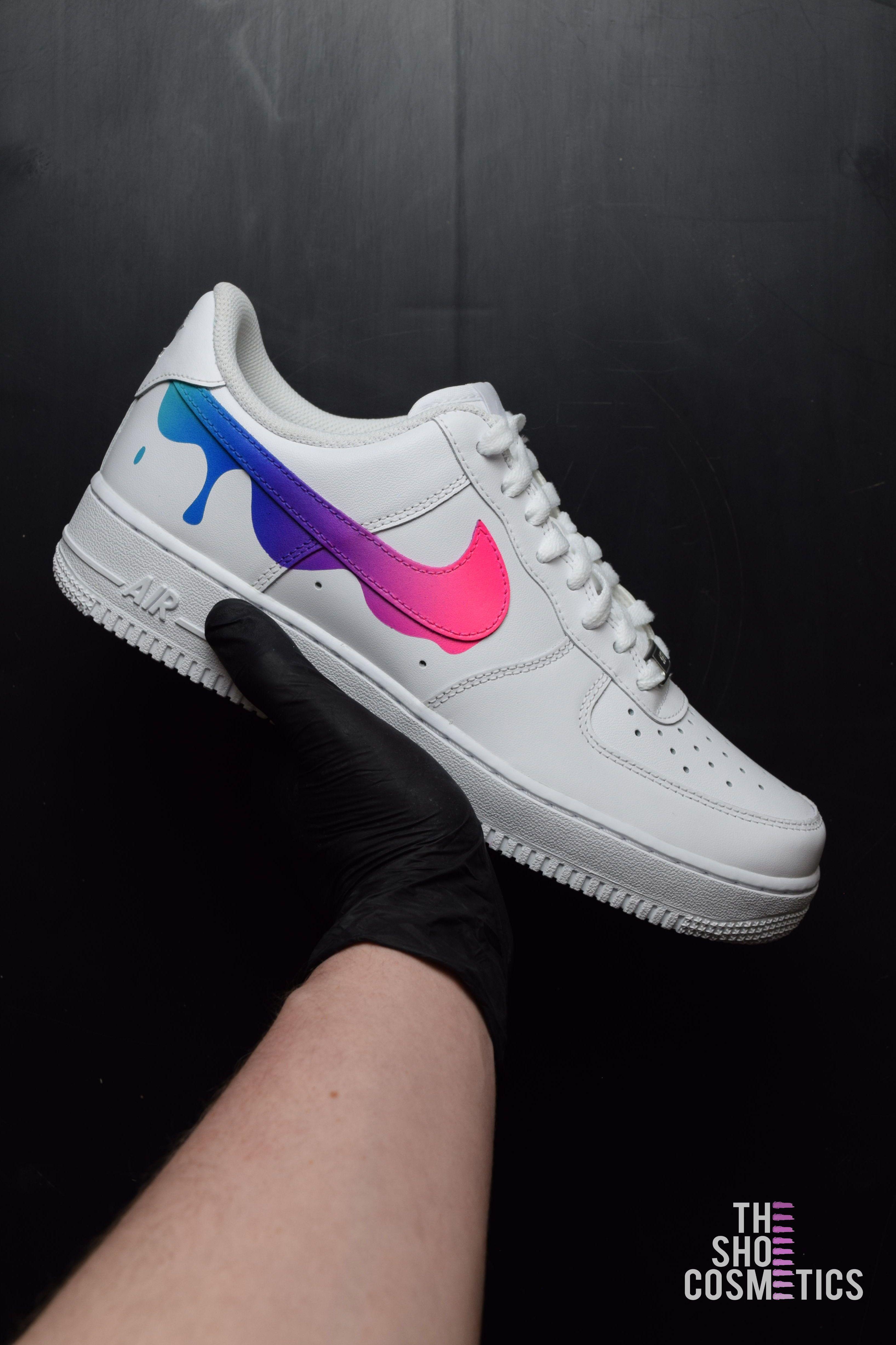 brugerdefinerede nike sko Force 1
