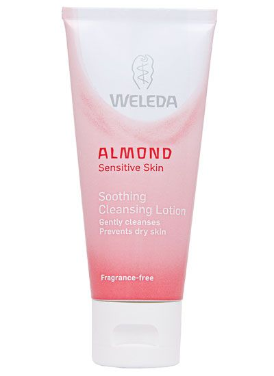 weleda almond cleansing lotion