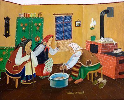 Gossiping by Mihai Vintila