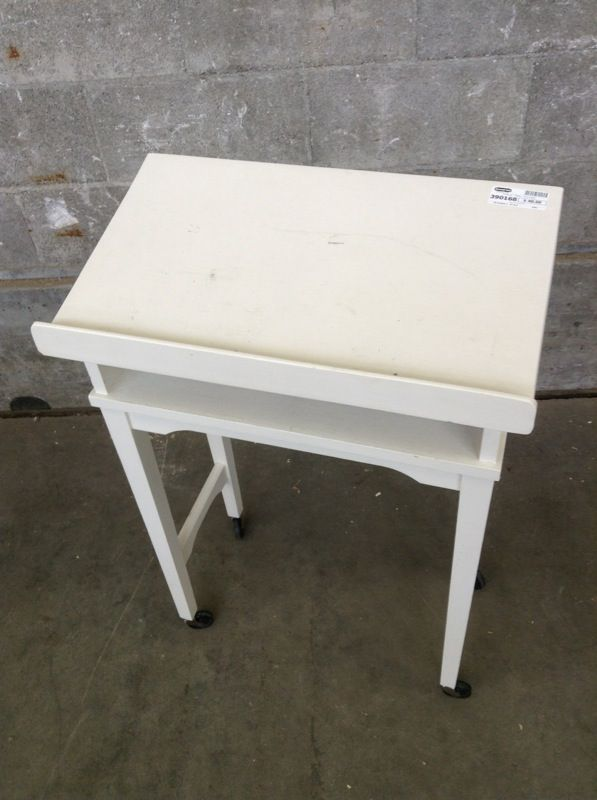Heart Be Still...Perfect Desk for my little artist!!! On the official wish list!!!! Work Table | Second Use, Seattle: Building Materials, Salvage, & Deconstruction